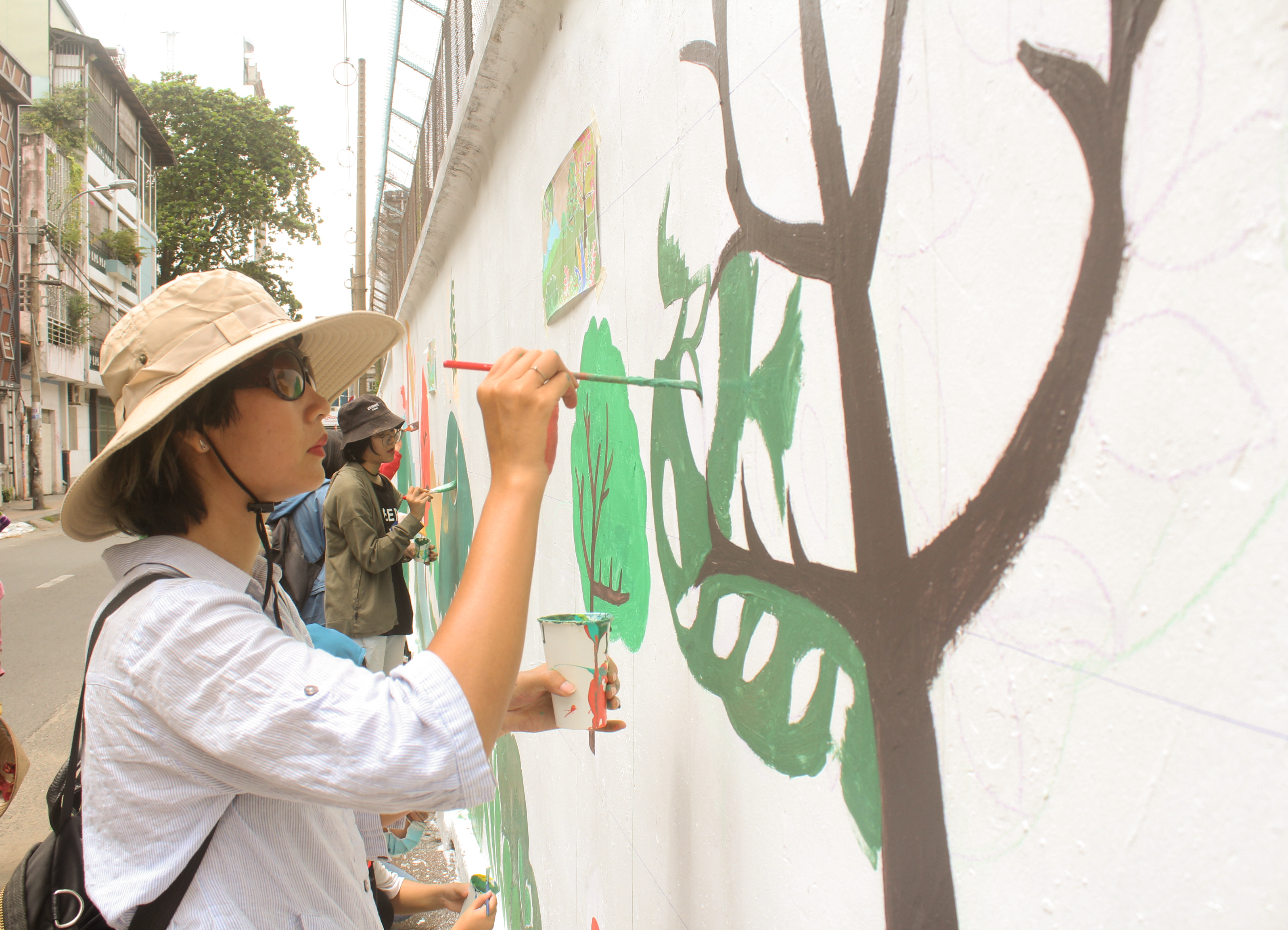 Climate Change Art Artists Speak Up For Climate In Vietnam